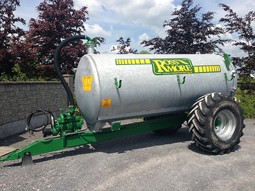 1600 GL Tanker