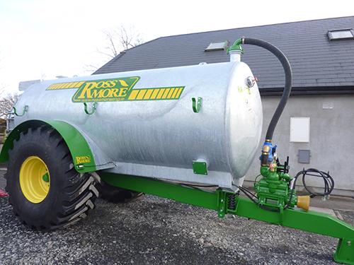 2600 GL Tanker